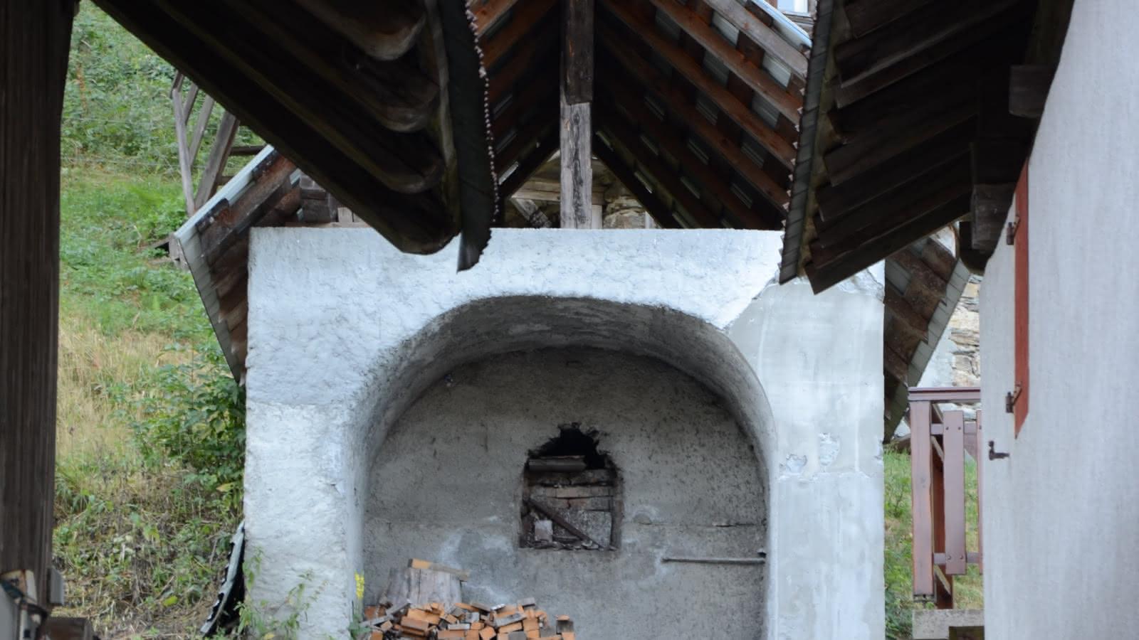 Chapelle de Cohennoz