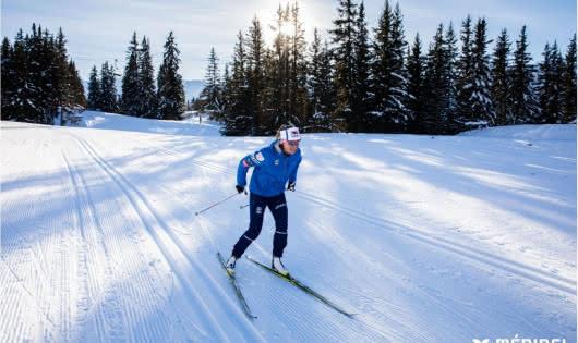 Skieur nordique aguerri