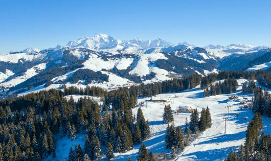Domaine skiable de Crest-Voland / Cohennoz