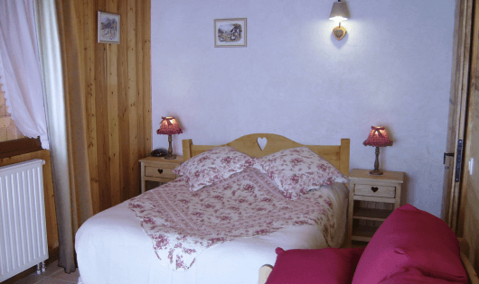 Chambre 'Bouquet d'Eglantines'