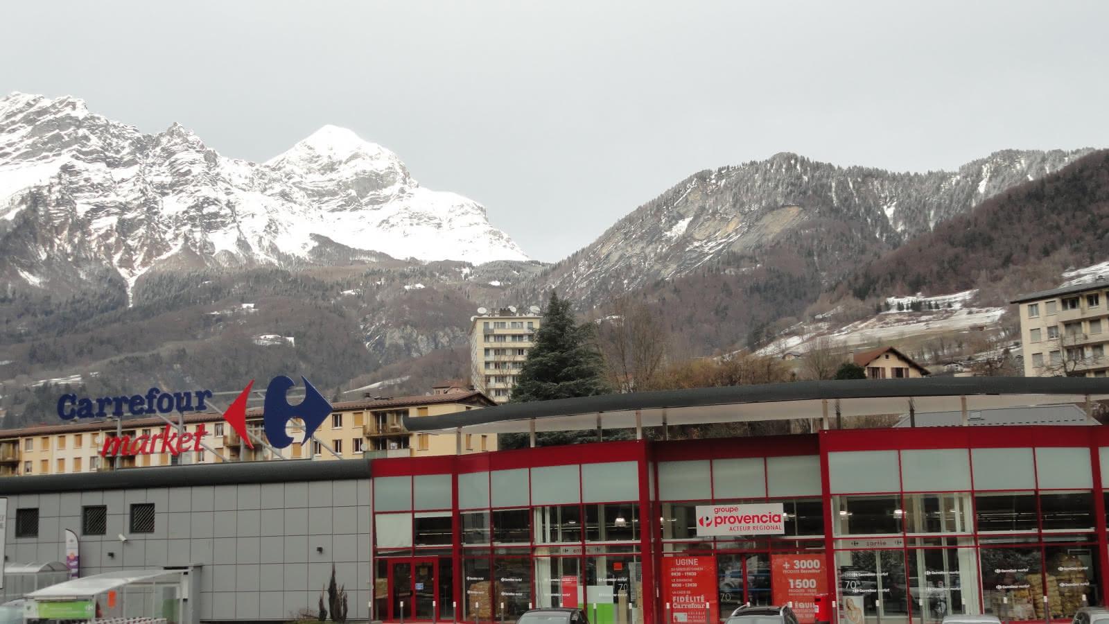 Carrefour Market Ugine