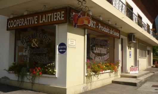 Coopérative Laitière de Moutiers - Antenne d'Ugine
