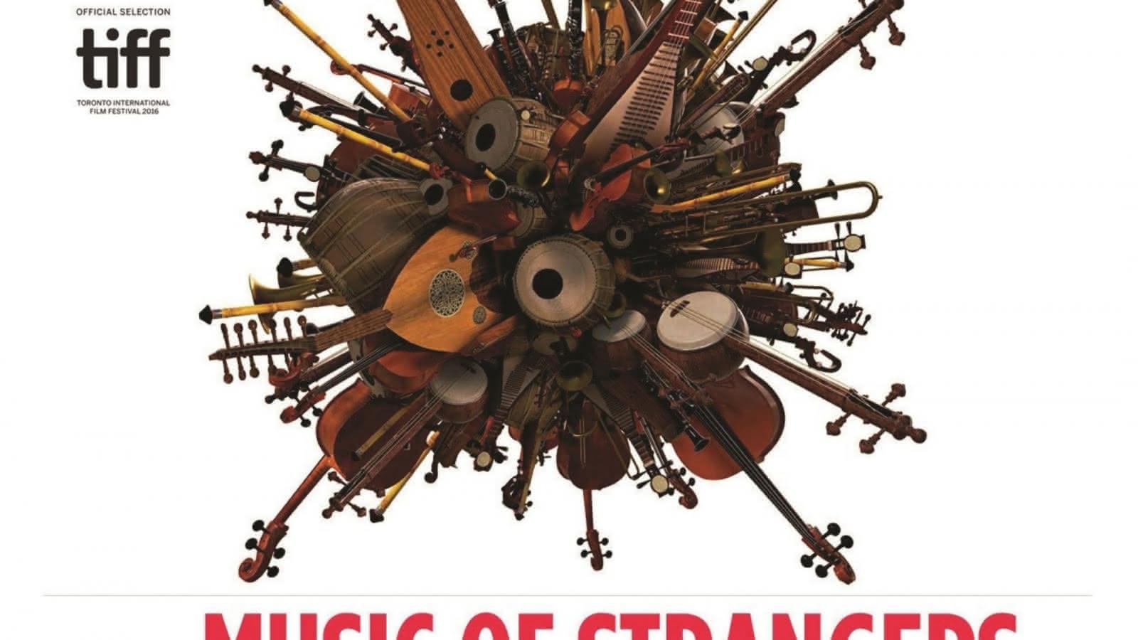 Affiche film The Music of Strangers de Morgan Neville