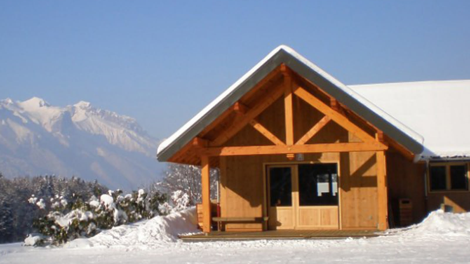 Salle hors sac ski de fond