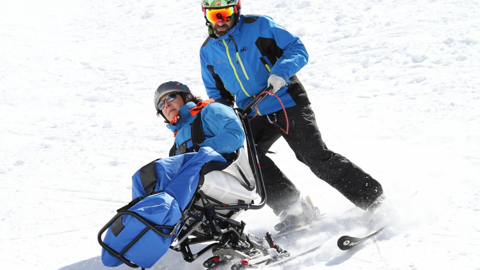 Fauteuil ski